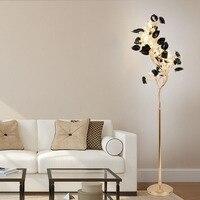 Floor Lamps for Living Room Bedroom Bedside Lamp on the Floor Designer Floor Lights Floor lamps for office Stand Lighting Indoor