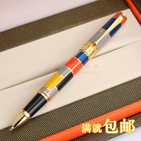 Free shipping The hero high quality Gel Roller pen luxury High grade gift boxes