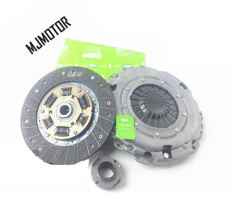 1kit Clutch Pressure Plate / Clutch Disc / Release Bearing set for Chinese CHERY TIGGO 3 SUV 1.6 2.0 DVVT 4G16 4G63 Autocar part
