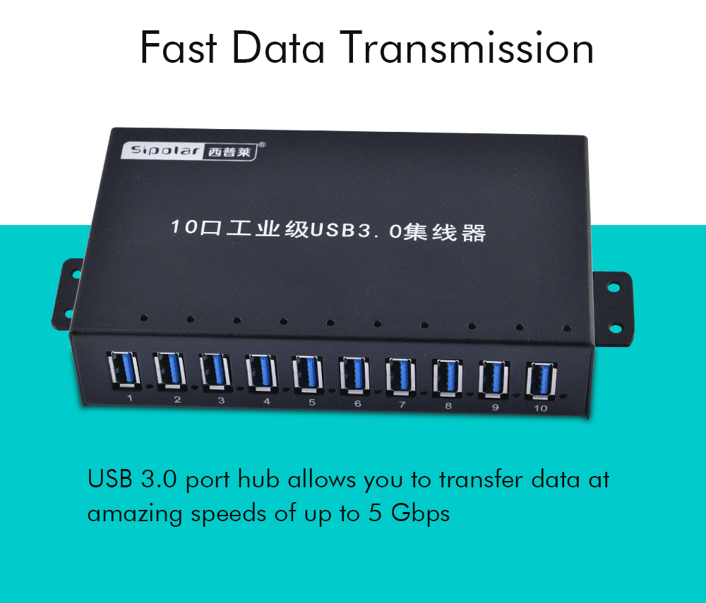 USB hub 3.0 switch