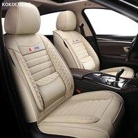 Чехлы для автомобильных сидений kokololee для hyundai solaris tucson 2017 creta getz i30 i20 accent ix2 ix35 автомобильный чехол на сиденье автомобиля Стайлинг