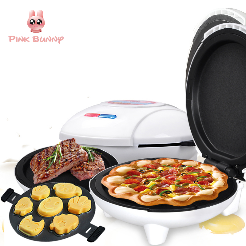 Electric Sandwich Makers : Cake maker household electric pizza waffle kitchen
