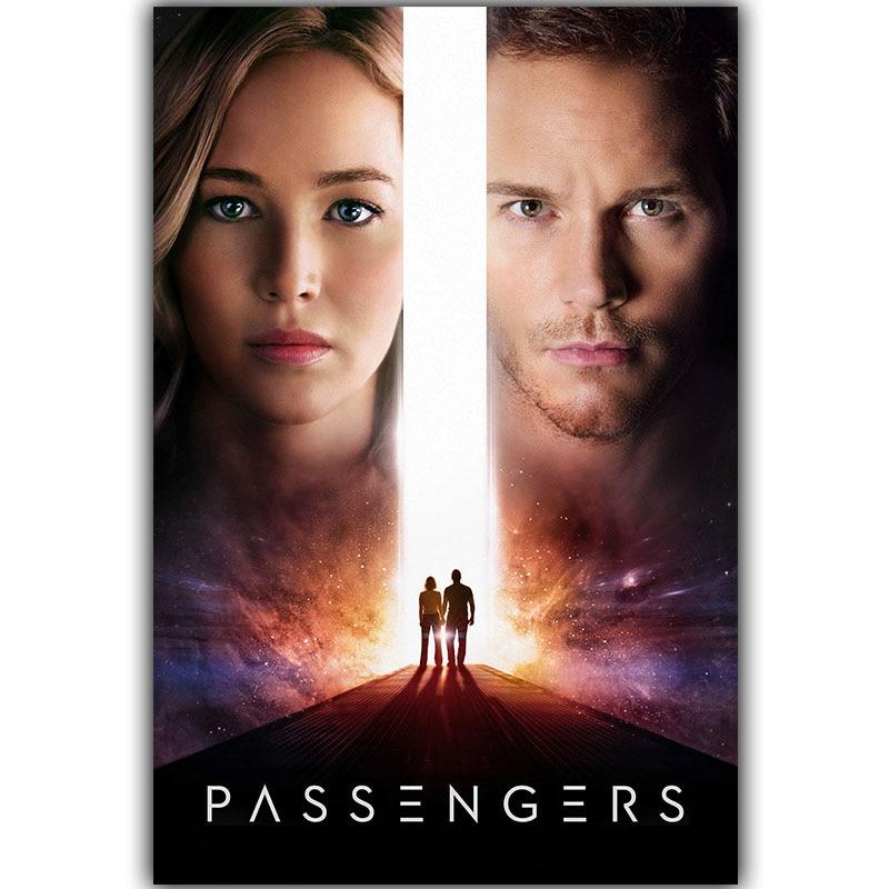 Resultado de imagen para passengers poster