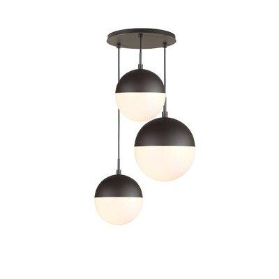 Modern Pendant Lights Black Glass Ball Pendant Lamp Long Line Hanging Lamp For Kitchen Living Room Nordic Globe Light FixturesModern Pendant Lights Black Glass Ball Pendant Lamp Long Line Hanging Lamp For Kitchen Living Room Nordic Globe Light Fixtures
