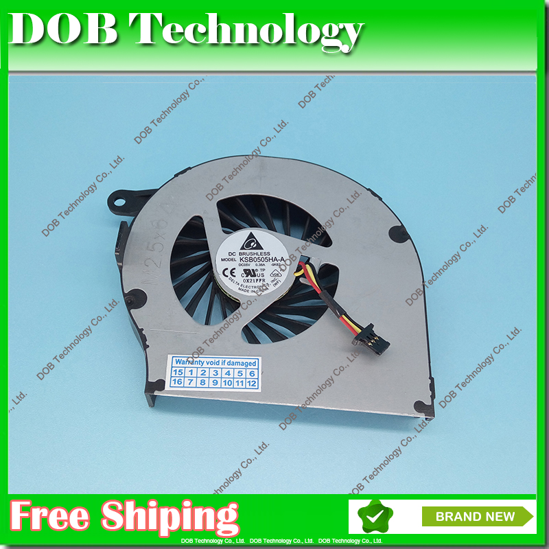 100% new Laptop CPU Cooling Fan For HP Pavilion G72 G72T CQ72 G62 CQ62 CPU Cooler KSB0505HA-A -9K62 AB7505HX-EC3 NFB73B05H fan h1 h3 h4 h7 h8 h11 hb3 9005 hb4 9006 100w 6000k super bright white car light halogen lamp bulb car styling headlight fog lights