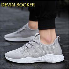 f2c3734b Nuevo listado caliente verano línea de vuelo hombres transpirable zapatos  corrientes zapatos deportivos DYD K11(