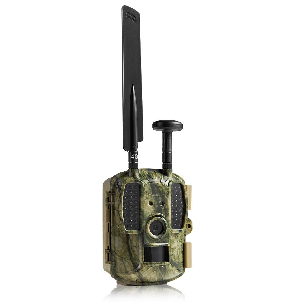 Newest GPS Hunting Camera Digital Video Camera Photo-Traps 4G FDD-LTE Hunting Trail Camera Trap Wild Camera Hunter Foto Chasses (9)