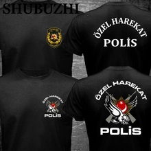 T-Shirt Cool Turkey Swat Tactical-Unit Special-Force Summer-Style Cotton Fashion Men