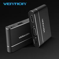 Vention 3 In 1 USB To HDMI VGA Audio Video Converter Digital AV Adapter For Phones