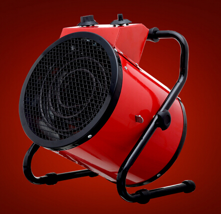 Third Gear Adjustable  industrial electric fan heater 220V 3000W with handle