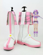 Gadget Trial Nepgear Cosplay Shoes Boots For Women Girls