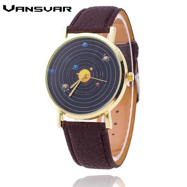 Zegarek damski Round Solar System różne kolory