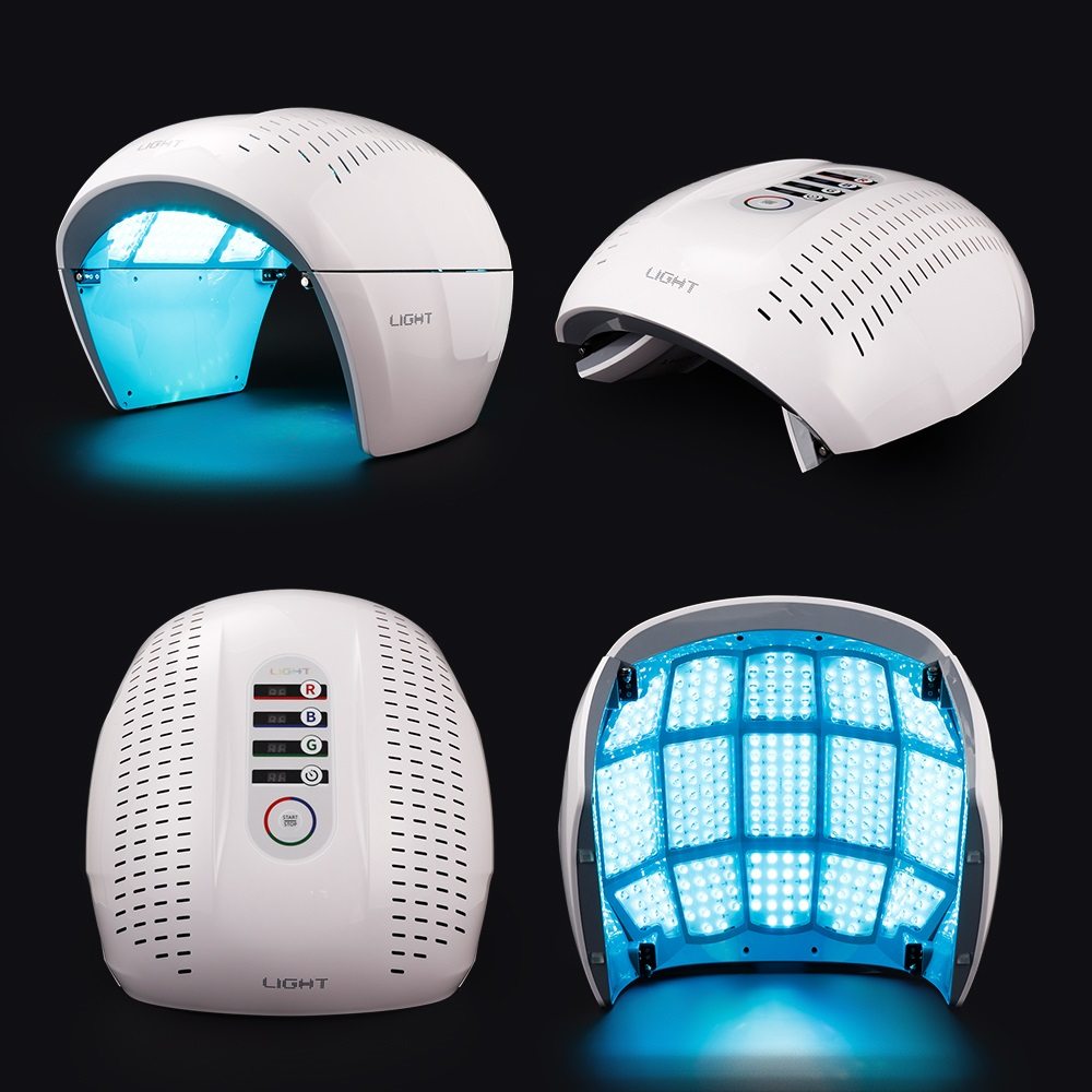 7 cor pdt led photon luz terapia