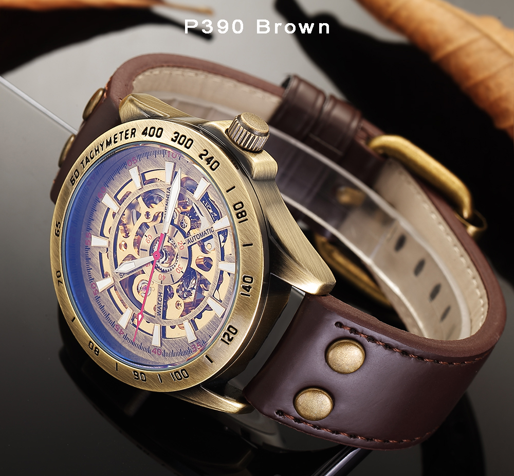 mechanical watch details-3