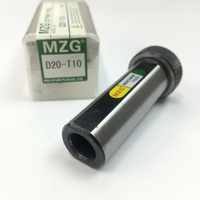 MZG D32 T08 Turning Tool Sleeve For CNC Lathe Internal Hole Machining Arbor Boring Cutting Off