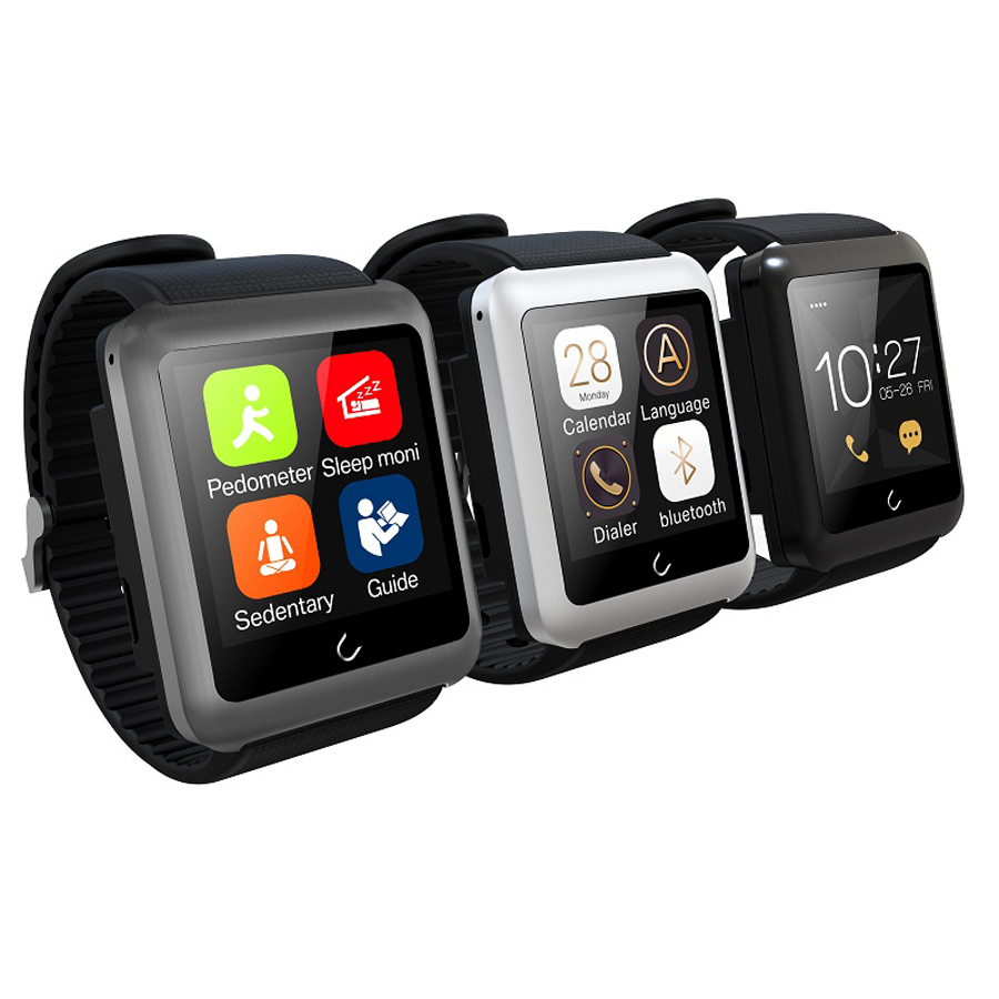 1 Piece font b Smartwatch b font 1 59 Touch Screen 320 320 Resolution for ios