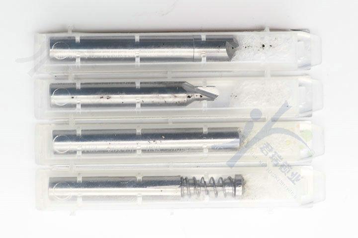Mult-t lock Duplicating End Mill Cutter di tipi VW per chiave - Utensili manuali - Fotografia 4