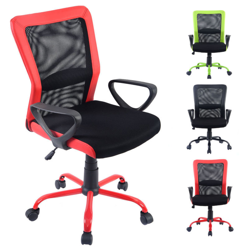 2016 new office chair mesh designer high back adjustable for Colorful office furniture