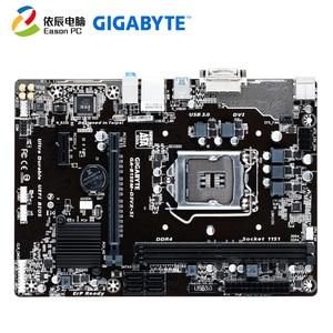Image 1 - ギガバイト B150M D3VX SI LGA1151 DDR4 i3i5 32 グラム USB3.0 SATA III