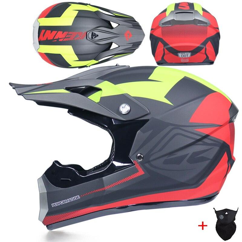 New Motorcycle Helmet Motorcross Off road Helmets ATV Dirtbike Downhill Racing Motocross Moto Cross Casco Casque