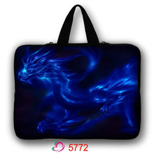 Neoprene waterproof Notebook Laptop sleeve bag case Computer cover pouch for tablet PC 9.7 10 11 13 15 17 inch LB-5772