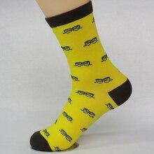 Women's Warm Cotton Funny Socks 5 Pairs Set