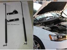Capot de voiture pour MITSUBISHI LANCER EX 2010  2014, accessoires, SUPPORT de choc à gaz, salon de voiture
