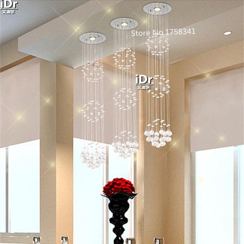 Acquista all'ingrosso online illuminazione lampadario camera da ...