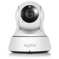 SANNCE Wifi IP Camera HD 720P Wireless 1MP Smart CCTV Security Camera P2P Network Baby Monitor