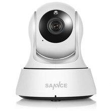SANNCE Wifi Ip-kamera HD 720 P Drahtlose 1MP Smart CCTV Überwachungskamera P2P Netzwerk Baby Monitor Home Schutz Mobilen Cam