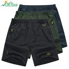 Loclimb shorts esportivo masculino para corrida, ciclismo, acampamento, caminhada, para atividades ao ar livre, montanha, trilha, 8xl am214