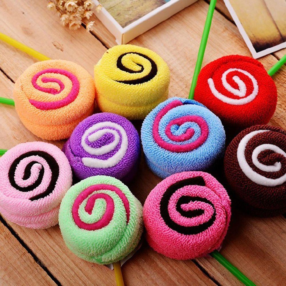 Cute Wedding Party Ideas: New 2 PCS Cute Lollipop Washcloth Bridal Baby Shower
