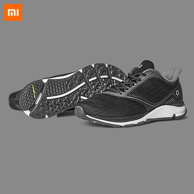 Male Woman Original Xiaomi Mijia Amazfit Antelope Light Running Shoes Outdoor Goodyear Rubber Breathable Sneakers Pk