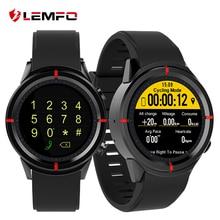 Ограниченное предложение LEMFO GW12 Смарт-часы MTK2503 Smartwatch монитор сердечного ритма часы телефон Спорт Smartwatch gps для IOS Android-смартфон