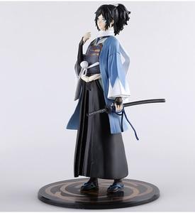 Image 5 - Japanese Anime figure Touken Ranbu Online Mikazuki Munechika/Tsurumaru Kuninaga/Nakigitsune  Action Figure Model Toys