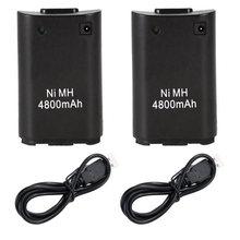 2 x usb кабеля для зарядного устройства + Перезаряжаемая батарея