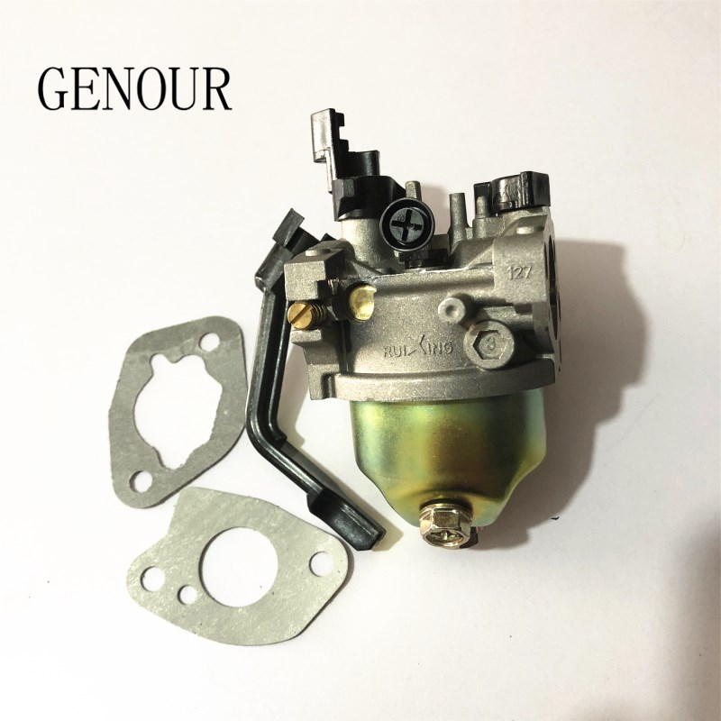 high quality ruixing carburator ASSY FITS FOR 2kw EC2500 GX160 GX200 GASOLINE GENERATOR,168F-1 CARB ASSEMBLY FREE REPLACE PART