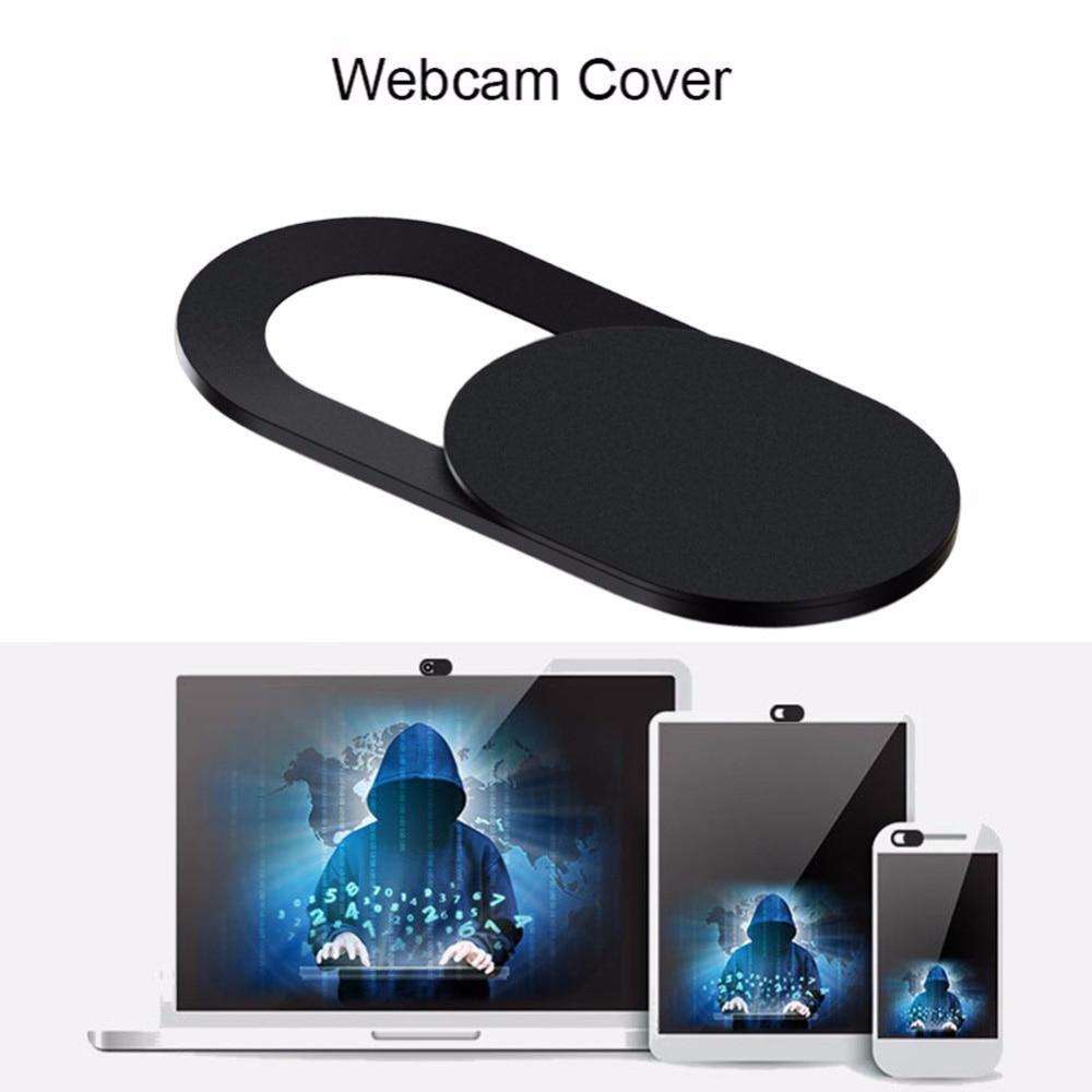 kinple Webcam Cover Ultra Thin Shutter Magnet Slider Plastic Webcam phone Camera Cover For