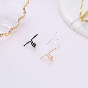 SexeMara 1 шт. новые модные трендовые серьги манжеты без пирсинга для женщин, серьги клипсы без отверстия, геометрические каффы для ушей, подарок|Серьги-клипсы|   | АлиЭкспресс