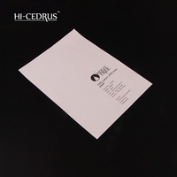 Perfect Quality White 85g 210 297mm A4printer Letter Stationery Paper 75 Cotton 25 Linen With Color