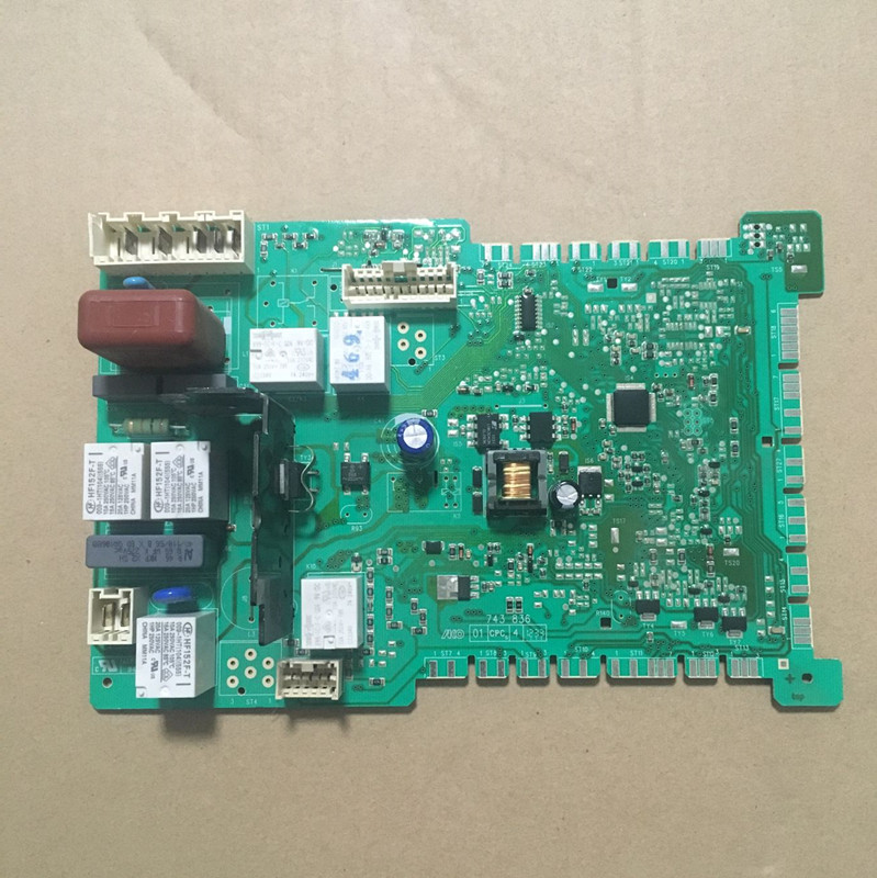 Suitable for Siemens washing machine WS10S3M8TI 10S3N8 WM10S3N8TI computer board main control board все цены