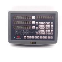 HXX GCS900 3DB 3 Axis DRO Digital Display Milling Lathe Drill Boring CNC Machine ThreeAxis Digital Readout Dro Kit