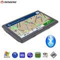 TOPSOURCE 7'' Spain Car truck GPS NavigatIon navigator 800MHZ FM 256M 8GB CE 6.0 navitel/ espanol/uk/Europe/USA/spanish/France