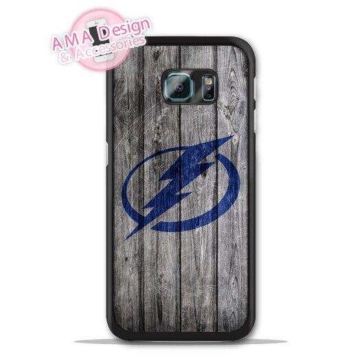 Tampa Bay Освещение Хоккей клуб чехол для Galaxy S8 S7 S6 Edge Plus S5 S4 мини-активный  ...