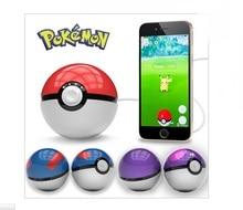 12000mAh Pokemons Go Ball II Power Bank Magic Ball Charger Double USB Port for all phone with original giftbox