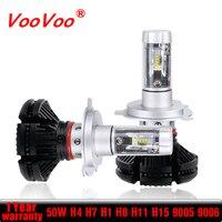 H7 LED Car Headlight 12000LM H1 H3 H4 H8 H9 H11 9005 HB3 9006 HB4 9012