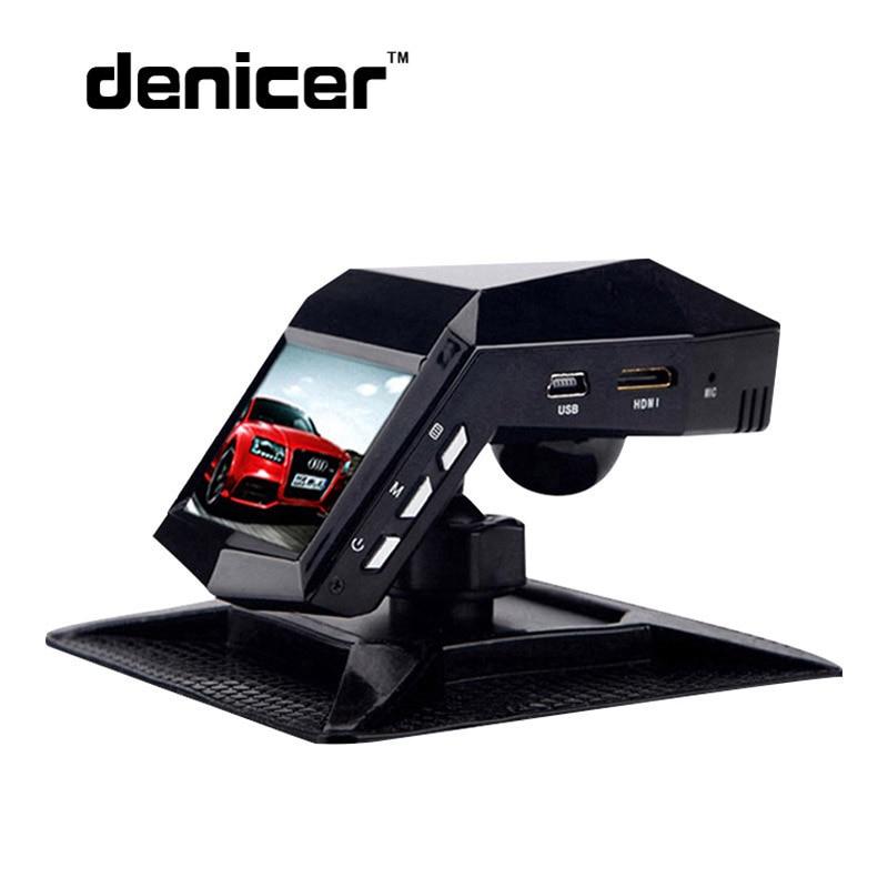 Denicer Car Dvr Camera Manual Full HD 1080P 30fps Dash camera 170 Degree Wide Angle dvr 2.0 Inch Screen with G-sensor Dash Cam