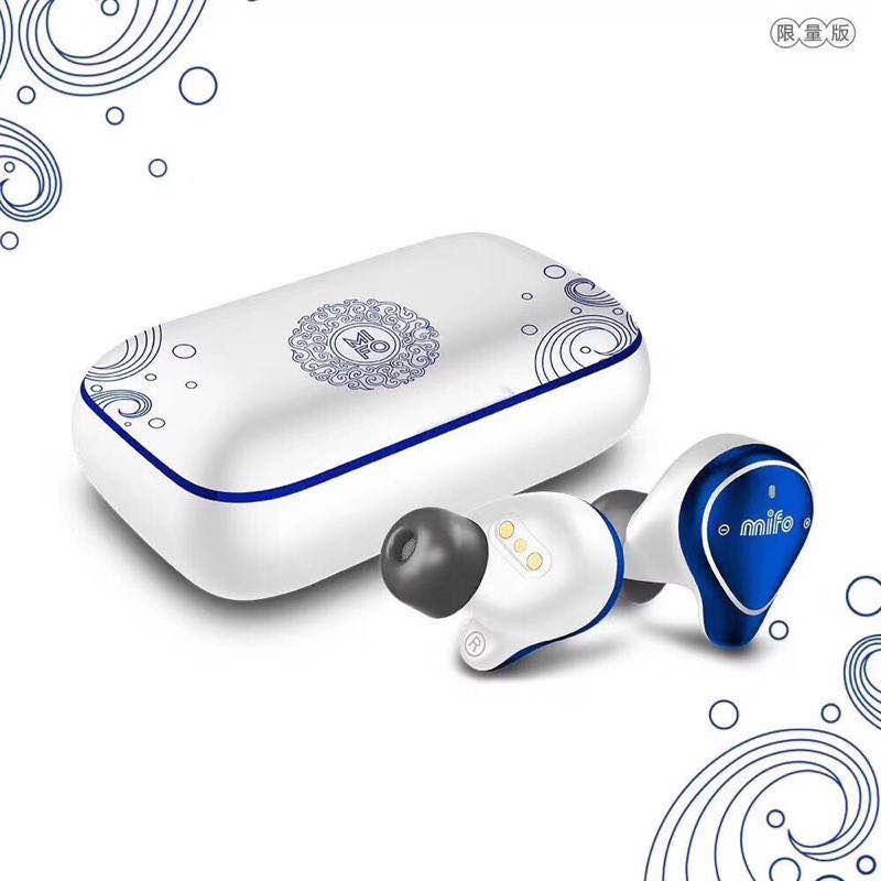 Mifo O5 Global Limits Earphone Bluetooth 5 0 Balanced Armature True Wireless Earbuds waterproof Sport Mini