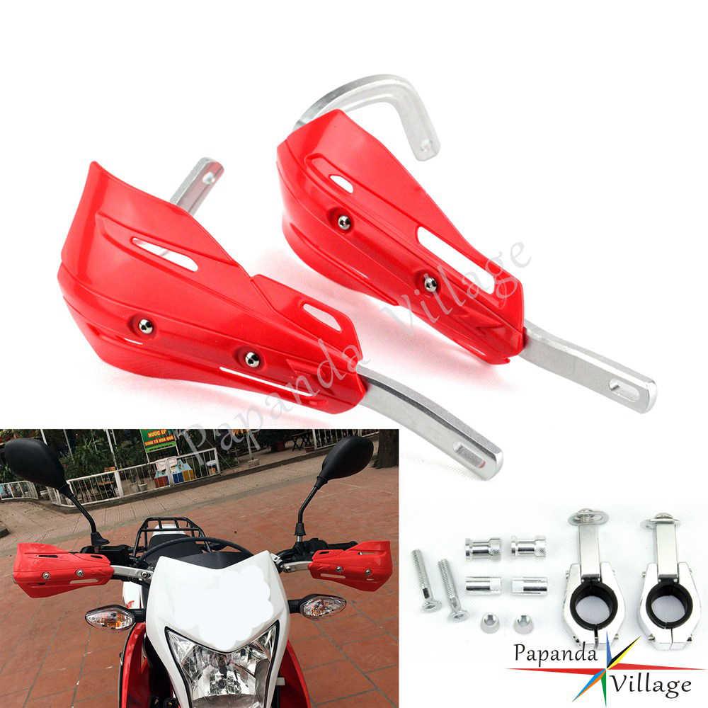 1-1//8/'/' Handlebar Motorcycle Bike Brush Aluminium Bar Hand Guards Handguard New