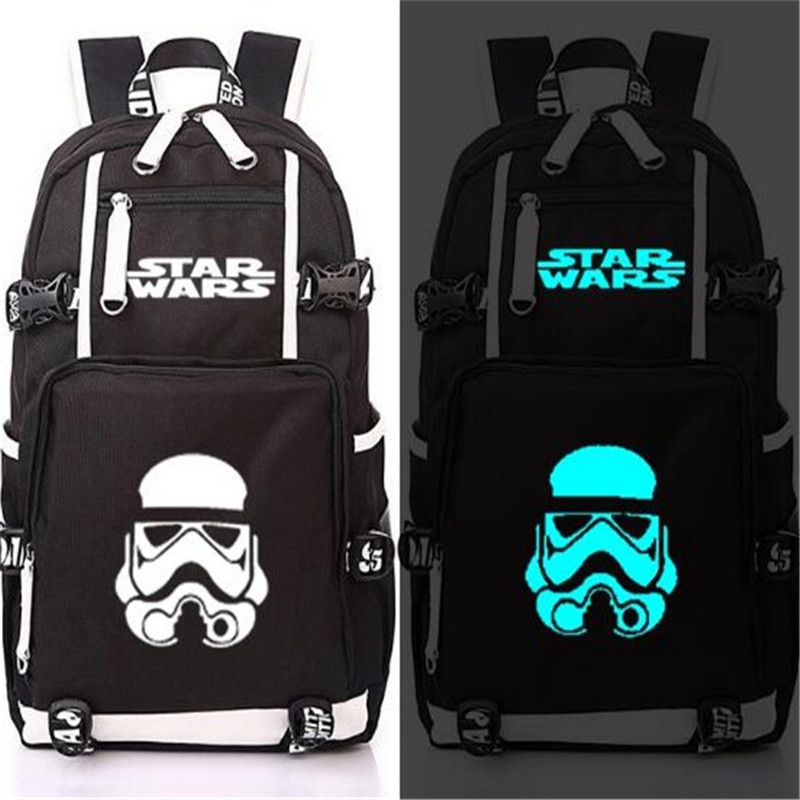 STAR WARS Sans UNDERTALE Laptop Backpack Shoulders Travel Bags Cosplay Men Women Student School Package Backpack zelda laptop backpack bags cosplay link hyrule anime casual backpack teenagers men women s student school bags travel bag